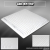 08 09 10 11 SCION TC / 01 02 03 04 05 TOYOTA RAV4 DIRECT OEM REPLACEMENT IN CABIN WHITE AIR FILTER
