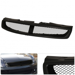 2003-2007 Infinti G35 Coupe Paintable Black Mesh Front Grille Grill