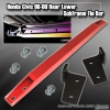 88 89 90 91 92 93 94 95 HONDA CIVIC / 93-96 97 DEL SOL REAR LOWER TIE BAR SUBFRAME BRACE RED