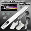90 91 92 93 94 95 96 97 HONDA ACCORD EX / DX / LX REAR LOWER TIE BAR SUBFRAME BRACE CHROME