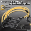90 91 92 93 94 95 96 97 98 99 00 01 02 HONDA ACCORD 4CYL SPARK PLUG WIRES YELLOW