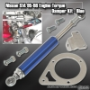 95 96 97 98 NISSAN 240SX S14 ENGINE TORQUE DAMPER MOUNTING KIT BLUE