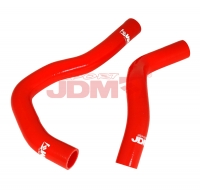 ACURA RSX DC5 K20A RED SILICONE RADIATOR HOSE KIT