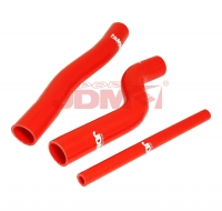 HYUNDAI GENESIS 2.0T COUPE ROHEN RED SILICONE RADIATOR HOSE KIT