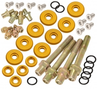 JDM SPORT GOLD ENGINE VALVE COVER DRESS-UP WASHER KITS