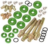 JDM SPORT GREEN ENGINE VALVE COVER DRESS-UP WASHER KITS