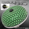 "UNIVERSAL 3"" GREEN FOAM AIR FILTER"