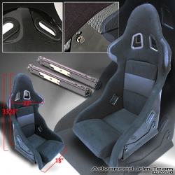 BUCKET SPARCO STYLE RACING SEATS