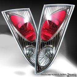 00 01 02 03 04 FORD FOCUS HATCHBACK TAIL LIGHT SMOKED