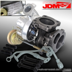 JDM SPORTS TD05 ECLIPSE EVO3 BIG 16G COMPRESSOR TURBO CHARGER