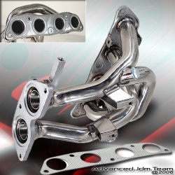 00 01 02 03 04 05 TOYOTA MR2 SPYDER STAINLESS STEEL HEADER
