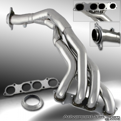 00 01 02 03 04 05 06 HONDA S2000 STAINLESS STEEL HEADER