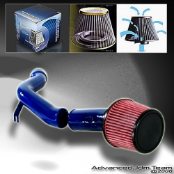 02 03 04 05 NISSAN ALTIMA V6 COLD AIR INTAKE BLUE