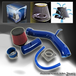 02 03 04 NISSAN ALTIMA 4CYL COLD AIR INTAKE BLUE
