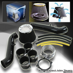 90 91 92 93 94 95 96 NISSAN 300ZX NON TURBO COLD AIR INTAKE BLACK
