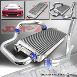 NISSAN SKYLINE R32 R33 TURBO RB25DET INTERCOOLER WITH PIPING KIT