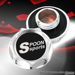 ACURA OIL CAP WITH SPOON SPORT LOGO