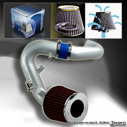 00 01 02 03 04 TOYOTA CELICA GT COLD AIR INTAKE SILVER
