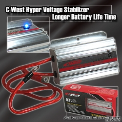 JDM C-WEST HYPER VOLTAGE STABILIZER