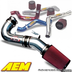 00 01 02 03 04 VW JETTA 1.8T AEM COLD AIR INDUCTION SYSTEM