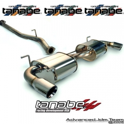 04 05 06 07 MAZDA RX8 TANABE Medallion TOURING CATBACK EXHAUST SYSTEM