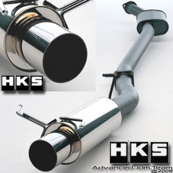 00 01 ACURA INTEGRA GSR HATCHBACK HKS HIGH POWER CATBACK EXHAUST SYSTEM