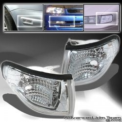 94 95 96 97 98 FORD MUSTANG CORNER LIGHTS CLEAR