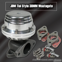 38MM TIAL STYLE EXTERNAL WASTEGATE