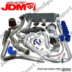 MAZDA 3 04 05 06 2.3L N/A COMPLETE BOLT ON TURBO CONVERSION KIT T3/T4