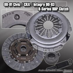 88 89 90 91 CIVIC / CRX B-SERIES SWAP BBP STAGE 1 CLUTCH KIT B16 / B18 / B20