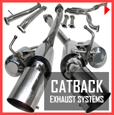 Shop JDM Sport Catback Exhaust Systems